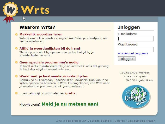 Wrts.nl