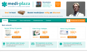 Medi-plaza website