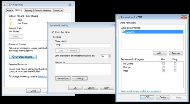 Advanced Filesharing 2
